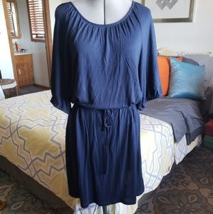 NWT Navy Blue Dress